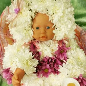 Бебе от цветя NV388