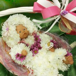 Бебе от цветя NV388_2