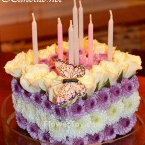 Мини торта NV596