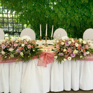 Сватбена украса за маса_2