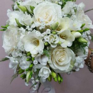 Сватбен букет NV630