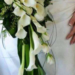 Сватбен букет NV635