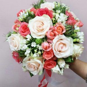 Сватбен букет NV724