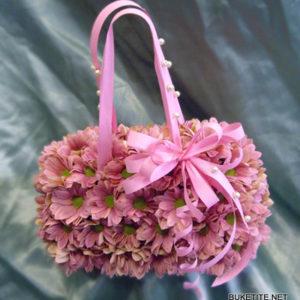 Чанта от цветя CH001