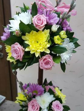 Дръвче от цветя F030