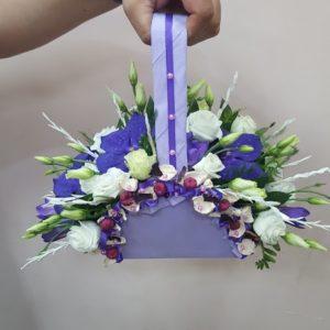 фигури-лилавата чантичка 37 лв